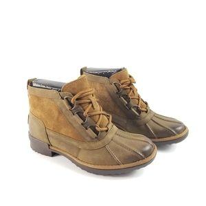 Ugg heather boot chestnut